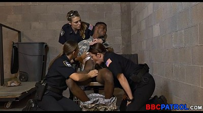 Cops, Female, Milf cops, Milf bbc, Blacks on cops