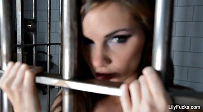 Lily carter, Jail, Sexy girl