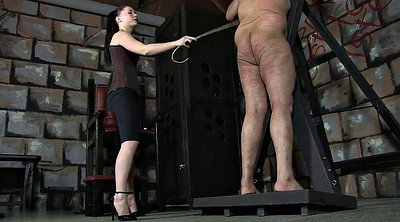 Mistress, Caning, Male slave, Caned