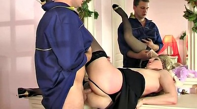 Solo anal, Russian anal
