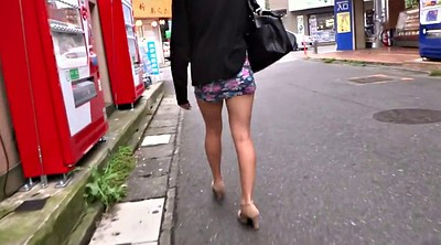 Leggings, Japanese voyeur