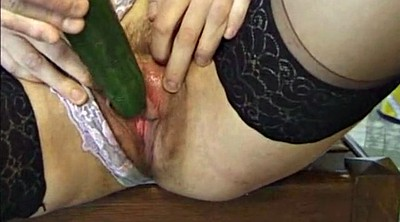 Mature anal, Cooking, Cook