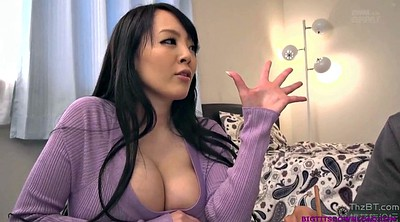 Huge, Japanese student, Asian student, Cleavage, Korean student, Japanese show