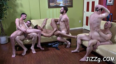 Anal party, Gay anal, Gay cam