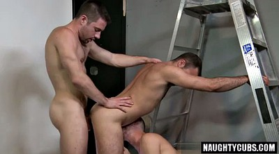 Hairy anal, Anal gay