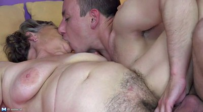 Taboo, Old and young, Home, Taboo mom, Old mom, Matures