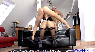 Mature anal, English