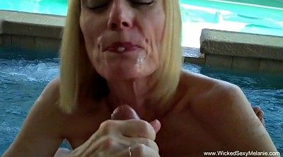 Swinger, Pool, Milf pool