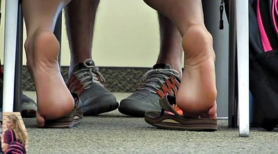 Foot, Candid, Library, Candid feet, Candid soles, Candids
