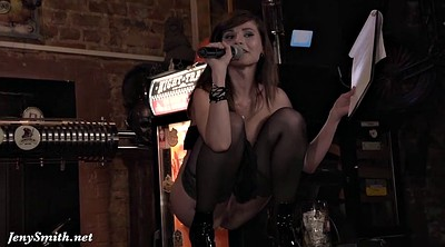 Jeny smith, Music, Bar, Crazy, Public nudity