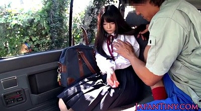 Japanese suck, Car fuck, Teenage, Pov blowjob