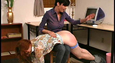 Spanked, Red head