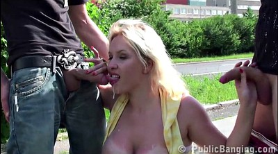 Beautiful, Street, Outdoor sex, Stella fox