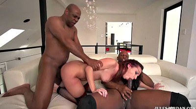 Double anal, Anal threesome, Anal double