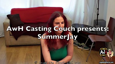 Bisexual, Group casting, Cfnm party, Casting couch