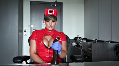 Latex, Instruction, Hand, Hand job