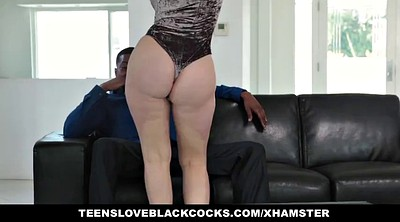 Huge ass, Big black cock