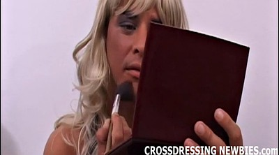 Crossdresser, Crossdress, Gay black