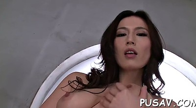 Nipple fuck, Japanese nipples