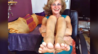 Granny feet, Sounding, Granny amateur