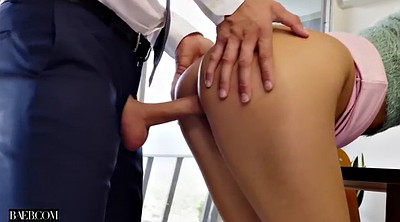 Boss, Break, Boss office, Riding orgasm