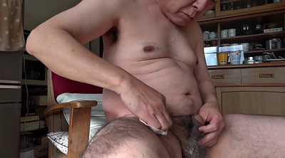 Japanese old, Small, Japanese granny, Man, Japanese old man, Japanese handjob