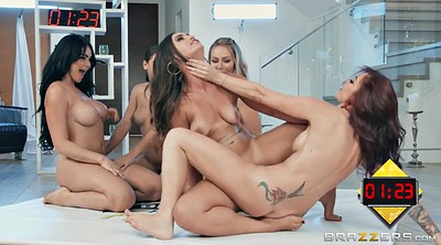 Nicole aniston, Alexander, Lesbian orgy, Monique alexander, Monique, Kelsi monroe