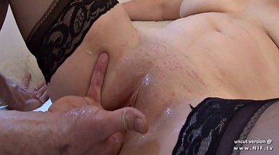 Anal fisting, Mature squirt, Fisting mature