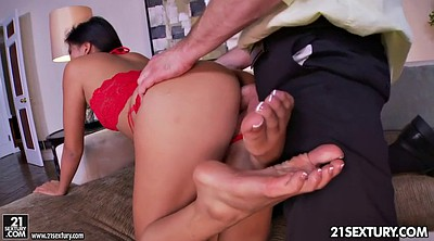 Asian cumshot, Babes, Cock, Used, Asian feet
