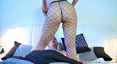 Pantyhose, Nicole aniston, Fishnet, Lick, Missionary position