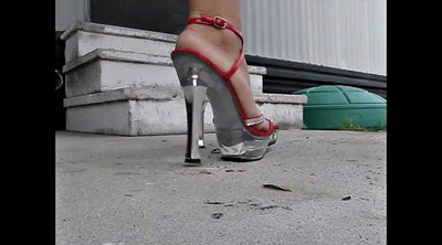 Heels, French