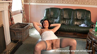 English, Sophie, Hairy mature, British mature