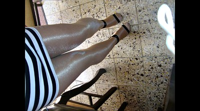 Heels, Pantyhose gay