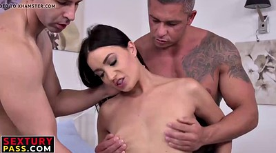 Double anal, Anal threesome, Dee