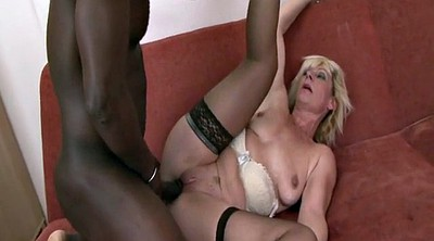 Cum in mouth, Mature interracial anal, Granny mature