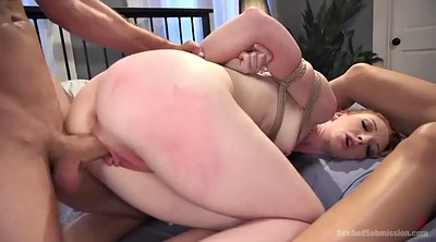 Mature anal, Anal slave, Slave whipping, Katie t, Katie, Big ass threesome