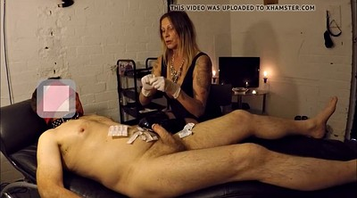 Mistress t, Needle, Big nipple