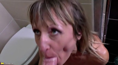 Pee, Pissing, Piss in, Old mom, Granny young, Piss mom