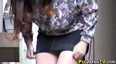 Public, Teen squirt, Asian squirt