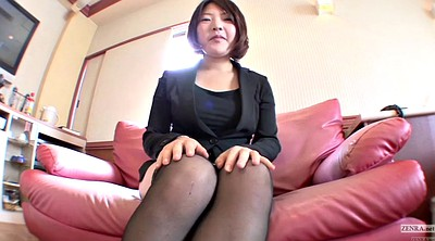 Japanese milf, Farting
