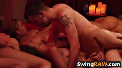 Orgy, Swinger, Group sex orgy
