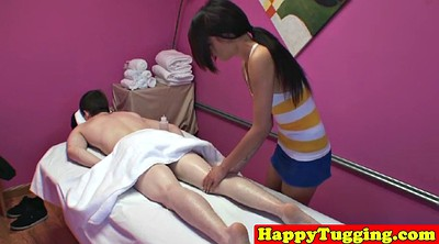 Asian handjob, Hand, Ejaculation, Asian blowjob