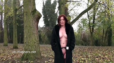 Public flashing, Naked public, Public solo, Masturbation solo mature