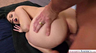 Chubby, Riding creampie