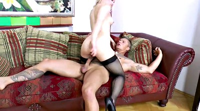 Stocking, Stocking fuck, Hollywood, Black stocking, Black stockings