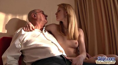 Grandpa, Teen porn, Girl to girl