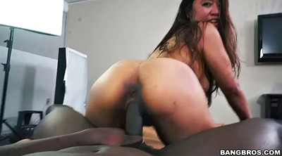 Sasha, Big pussy, Japanese interracial, Japanese black