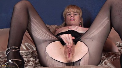 Stockings, Stock, Milf stockings