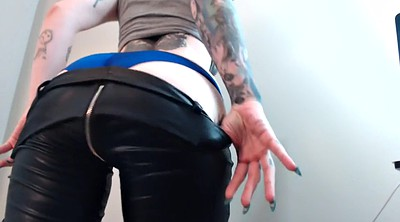 Ass worship, Solo big ass