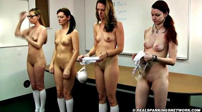 Spanked, Young, School spanking, School girl